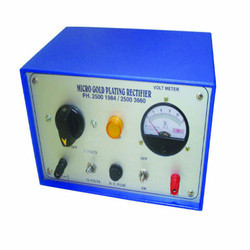 Jewellery Gold Plating Rectifier