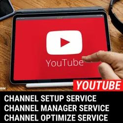 Online Youtube Channel Setup, Manager and Optimization Services, in Pan India