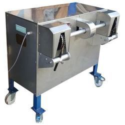 Coconut De-Shelling Machine