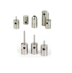 Aluminium & Brass Data Logger Components