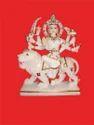 Durga Maa Marble Statue