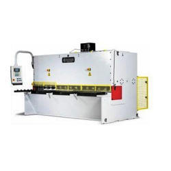 CNC Rake Angle Shearing Machine