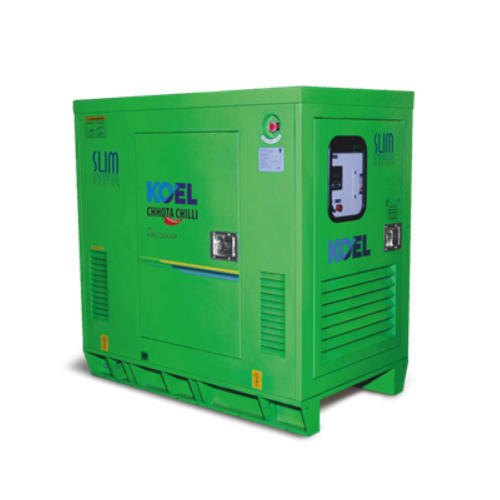 Kirloskar Koel Three Phase Silent Diesel Generator Power 10 Kva Rs 190000 Piece Id 21907170148