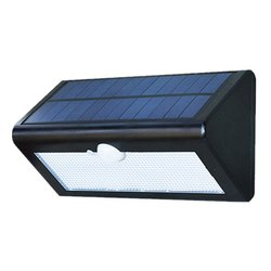 10 Watts Solar Powered Sensor LED Wall Light
