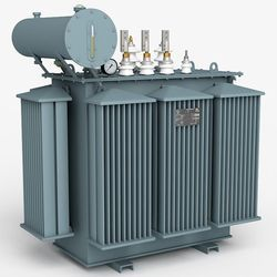 Electric Three Phase Oil-Cooled Transformer