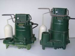 Three Phase Sump Centrifugal Pump