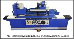 Heavy Duty Cylindrical Grinding Machine