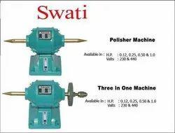 swastik 2000-6000 RPM Grinding Motors, 230, Capacity: 0.5 Hp, 1hp