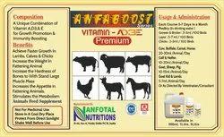 Broiler Chicks Multivitamin Tonic (AD3E Premium)