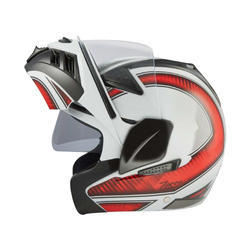 Zorro Pace Flip Up Helmet