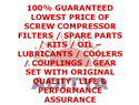 Screw Compressor Combination Cooler