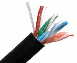 Cat 5 2 Pair LAN Cable