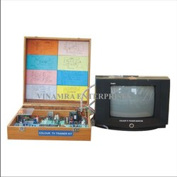 CRT Based Colour TV Trainer Kit