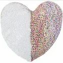 Heart Sublimation Magic Pillow Chinese