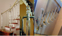 Decorative Acrylic Handrail