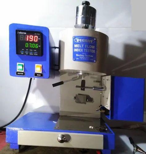 RAY Test Equipment - 6MBA Melt Flow Tester Importer from Thane