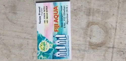 Fiji Aqua Package Drinking Water