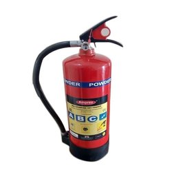 Amprex Mild Steel ABC Dry Powder Fire Extinguisher