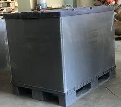 Plastic Pallet Foldable Box