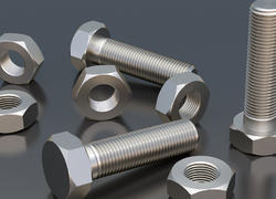 Monel Fasteners, Size: 2 To 30 Mm
