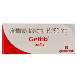 Gefitinib Tablets IP 250 mg