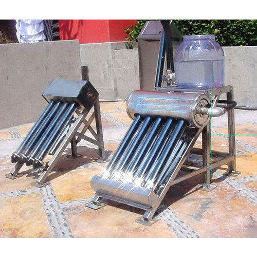 Beau Mini Portable Solar Water Heater