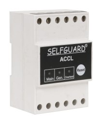 Selfguard Current Limiter Device, 2 Pole, Triple Source