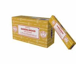 Satya  Incense Stick Sandalwood-15 Gram  Pack