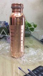 Luxury Copper Bottle