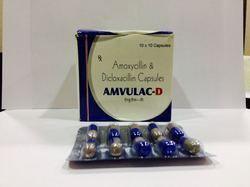 Amoxycillin 250mg Dicloxacillin 250 mg