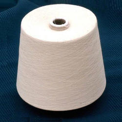 White Compact Cotton Yarn