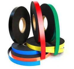 Colored Magnetic Strips