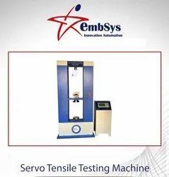 Servo Tensile Testing Machine