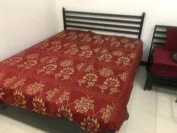 Metal Hydraulic Bed