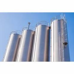 Silo Storage Tank Fabrication Service