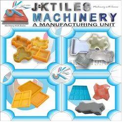 Silicone Plastic Designer Paver Mould