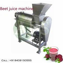 Beet Root Juice Making Machine