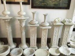 Marble Pillar Pedestal