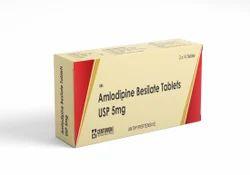 Amlodipine Besilate Tablets USP 5mg