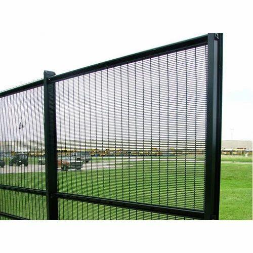 Perimeter Fencing Mesh at Rs 48 /square meter   Polymer Mesh And ...