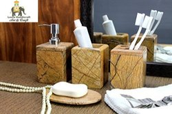 Stone Bathroom Sets