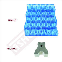 H TYPE COVER BLOCK MOULD - 50MM (30 CAVITY)