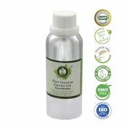 Coconut Oil Pure Coconut Carrier Oil Cocus Nucifera 100% Pure and Natural Cold Pressed