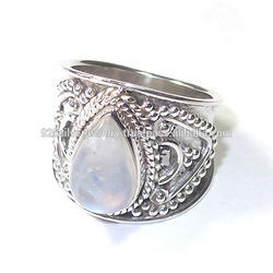 Fashion Sterling Silver Ring