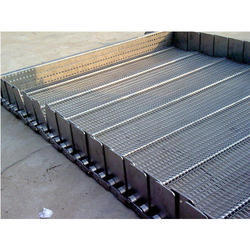 Side Guard Wire Conveyor Belt