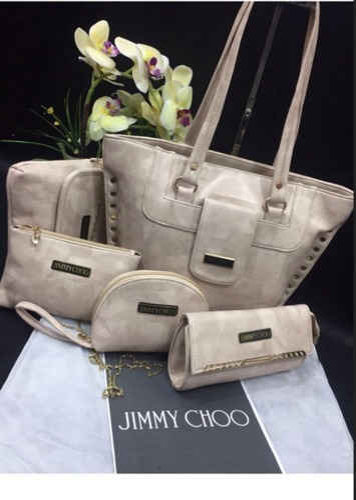 b22704c1b7 Jimmy Choo 5 Piece Combo Handbags at Rs 1750
