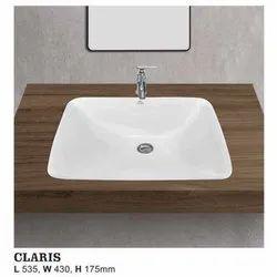 Claris Top Counter Wah Basin