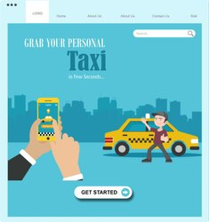 Taxi App Development Service