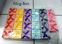 Card Board Ring Box