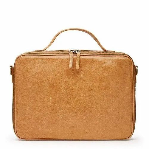 Leather Executive Laptop Bag